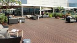 Obras em terraço de uso exclusivo